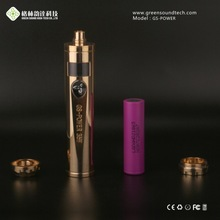 New arrival variable voltage 510 thread VV mod mechanical mod rechargeable 2200mah twist battery