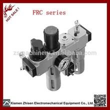 1/2 inch regular type air filter regulator and lubricator