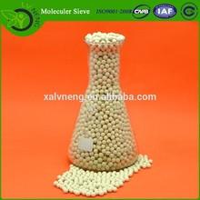 (Bead) Zeolite Molecular Sieve 3A Ethanol Dehydration For PSA Absorbing CO2 & CO