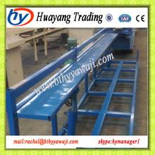 High Strength steel/plastic scaffolding board roll forming machine