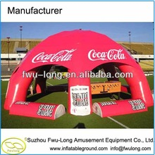 New Material High Quality inflatable Lawn Tent For Various Events