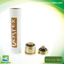 Factory price vertex mod clone full mechanical mod clone e-cig vertex mod
