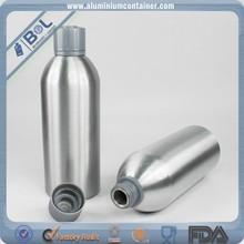 500ml&250ml customized fashionable alcohol aluminum bottles