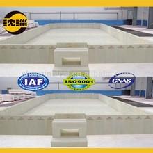 AZS brick electrically fused magnesite brick Carborundum Brick