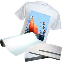 Dark or Light Color T-shirt Heat Sublimation Transfer Paper Sheet A4 A3