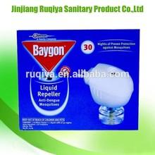 Baygon indoor electric mosquito repellent