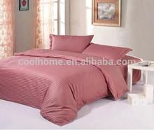 2014 hot sell cotton silk bedding set