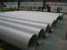 ASTM A409 TP304 Welded Large Diameter Austenitic Steel Pipe for High-Temperature Service