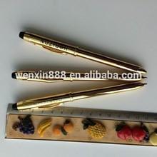 GOLDEN ballpoint pen for Business Person