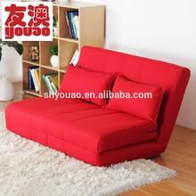 fabric folding Sofa bed/folding sofa bed / bed sleeper B84