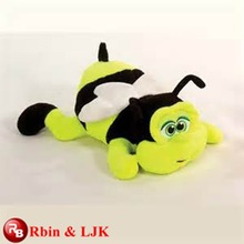 ICTI Audited Factory High Quality Custom Promotion plush bee plush toys stuffed toys