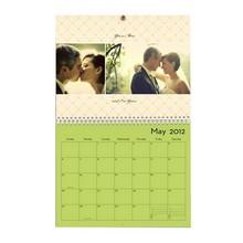 2015 Creative Mini colorful printable Calendar