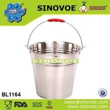 Africa Style stainless Steel Bucket