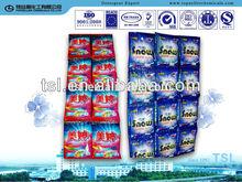 south africa small sachet 30g, 35g, 100g, 110g, 200g, 250g washing powder