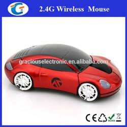 Corporate Promotional Items Custom Printed Mini Car Mouse