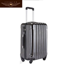 spinner caster and carryon type luggage