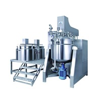 professional manufacture toothpaste mixer
