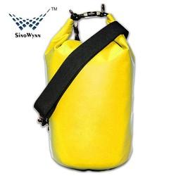 Waterproof Dry Bag with Shoulder Strap, Dry Sack for Kayaking