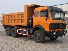 Powerful Star Dump Truck for Sale,6x4 dump truck