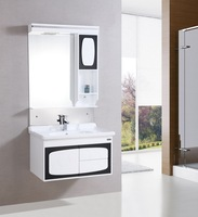 Particleboard Carcase Material and Wall Mounted Installation Type euro style bathroom vanity