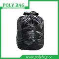 Los sacos de cáñamo, las bolsas de basura de plástico y las bolsas de basura para reciclaje de residuos