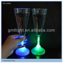 meilleure vente de verre en plastique dur transparent