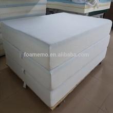 Charming bedroom furniture king size memory foam mattress