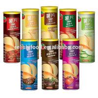 Vegetable chips/potato snacks