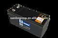 Batería de coche barato de la batería del coche para todos los coches/autobús/camiones 12v 200ah