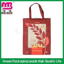 nice logo printing non woven trade show bag