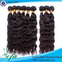 Virgin hair vendor -wholesale 5A to 7A cheap 100% brazilian sew in human hair weave