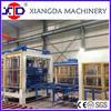 Algeria industrial machine XD12-15 cement hollow block machine for sale