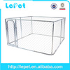 outdoor chain link rolling bird pet parrot cage macaw finch