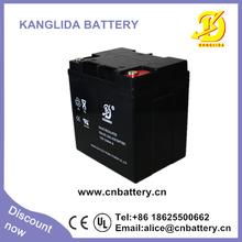 12v24ah Valve regulated AGM exide battery/UPS battery manufacturer