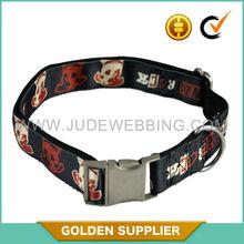 high strength factory custom spiked dog collars for pitbulls