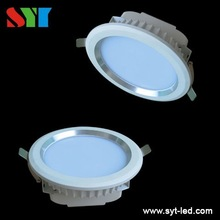 SMD5730 die cast recessed LED Downlight SAA approval cool/warm white