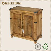 Antiguos muebles de madera, shabby chic de los muebles, mueble decorativo