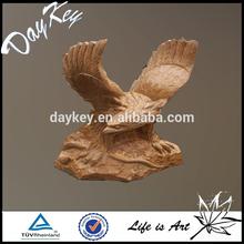 Stone American Eagle Statues For Garden Decoration