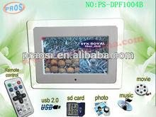 10 inch digital picture frame / digital photo frame user manual