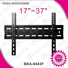 Universal Black color 42 flat screen tv mount with low price