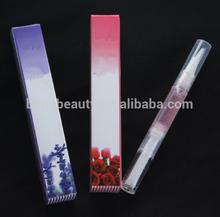 2014 hot sale high quatity nail cuticle oil pen
