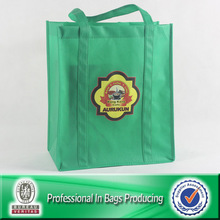 Lead Free Transfer Printed Recycle Custom Shopping Bag Non Woven