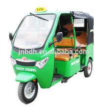 China passenger bajaj tricycle tuk tuk/3 wheel car for sale