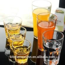 SGS,FDA,LFGB,EU standard the most popular drinking glass whisky cups