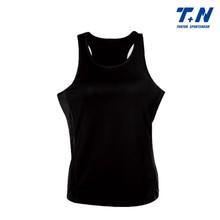 Men plain dri fit tank tops wholesale