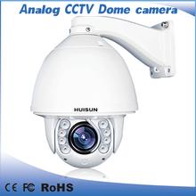 Surveillance 37x Optical Zoom Analog PTZ Camera 680TVL High Speed Dome Camera