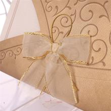 Modern 2014 paper printed arabic wedding invitations/wedding invitation cards -- w245