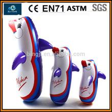 promotional pvc inflatable penguin, inflatable penguin Tumbler