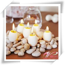remote control decorative flameless led taper easter candle decoration