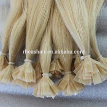 Flat hair manufacturer,organic hair extensions
